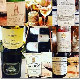 2018 wines
