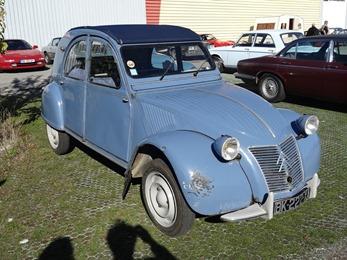 2018.10.21-051 Citroën 2 CV bleue