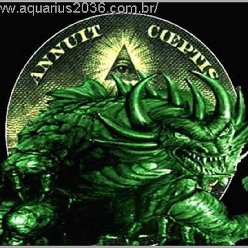 A segunda Besta do Apocalipse e a Nova Ordem Mundia Illuminati