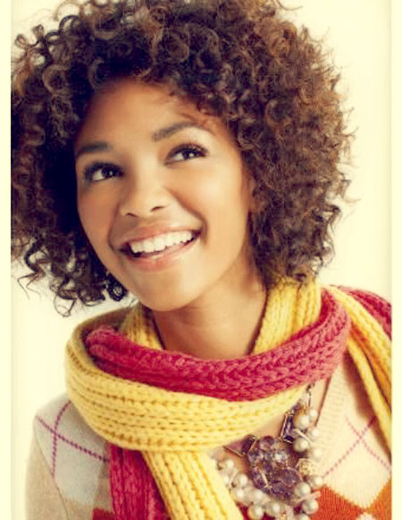 Astounding Hairstyles African Americans And Hair On Pinterest Short Hairstyles Gunalazisus