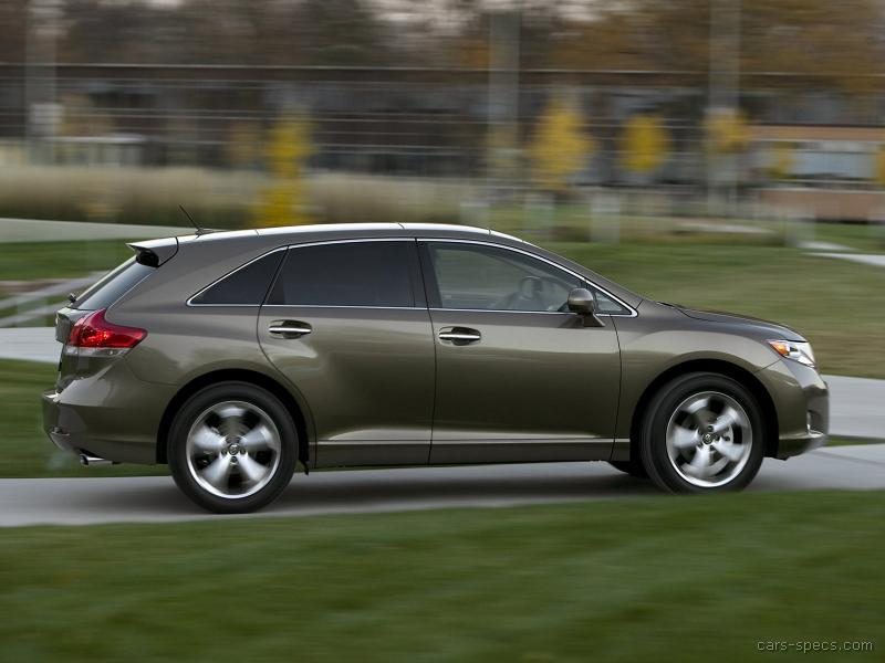 2009 toyota venza wagon specifications pictures prices. Black Bedroom Furniture Sets. Home Design Ideas