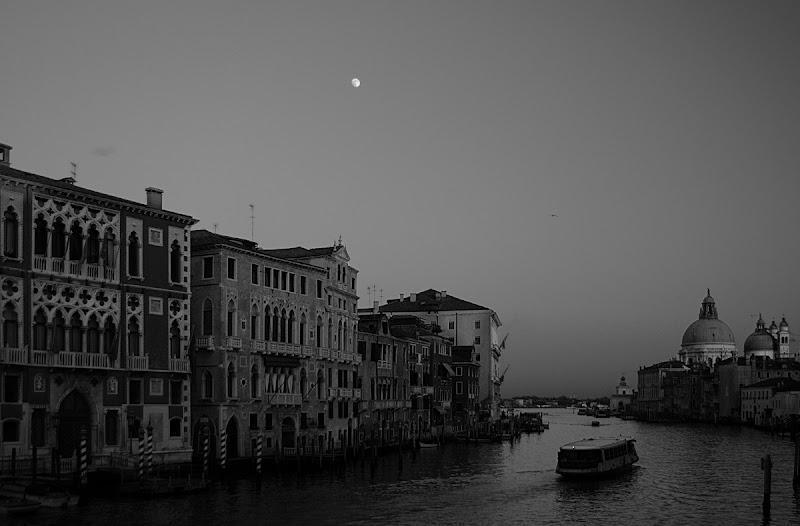 Venezia - Moonrise