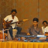 Sridhar Played With Great Bands (Photos Album)