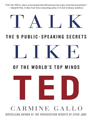 Talk Like TED: The 9 Public-Speaking Secrets of the World's Top Minds pdf free download