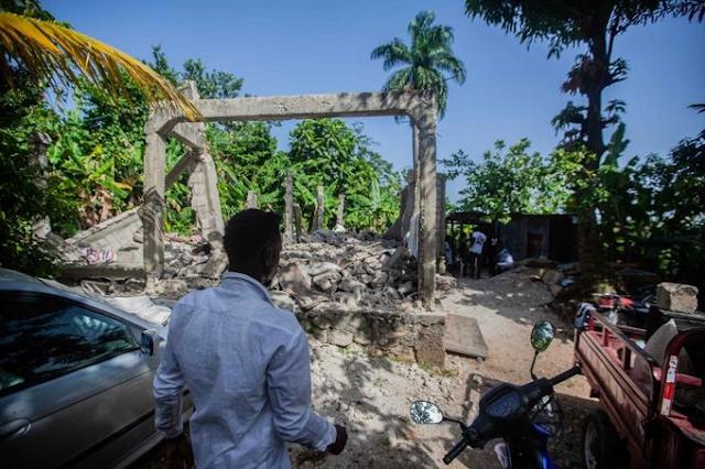 Haití anuncia el fin de la búsqueda de supervivientes del terremoto que deja más de 2,200 muertos