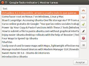 Aumentar tu productividad en Ubuntu - tareas