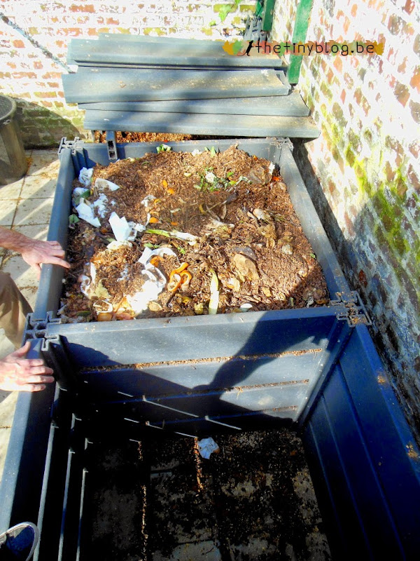 Turning the Neighborhood Collective Compost