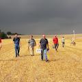 Blog-KSF-2013 / Aufbau Schießstand