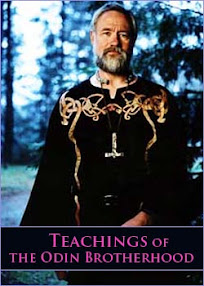 Cover of Anonymous's Book Teachings of the Odin Brotherhood