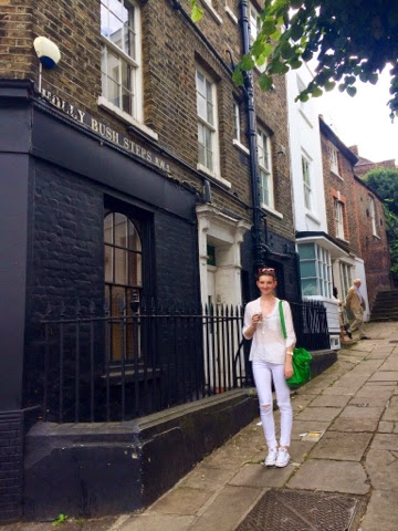 Steph About Town Hampstead London
