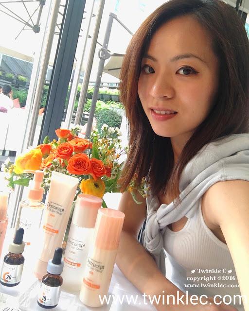 [SKIN] 給肌膚24小時運動 Dermacept 升級Advance Base 活膚系列
