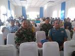Danramil 15/Sanden Dan Babinsa Hadiri Seminar Dan Launching Produk Fistx di Balai Desa Srigading