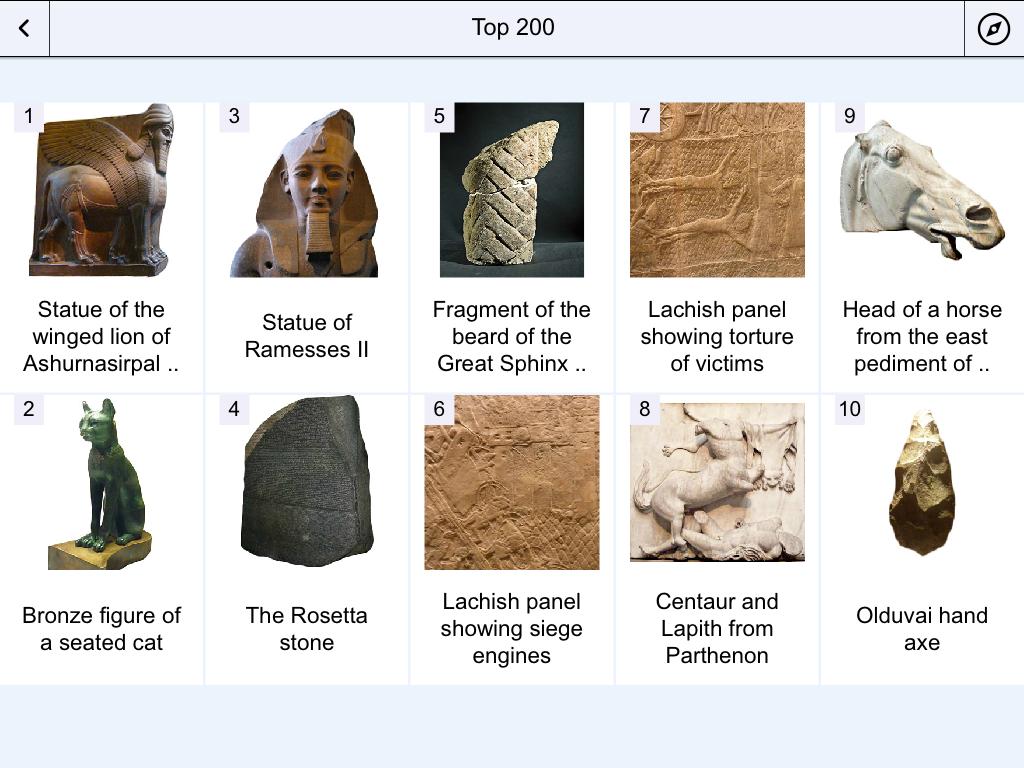 British Museum Companion - screenshot
