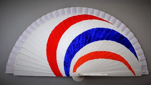 Waaier, fan, abanico, Holanda