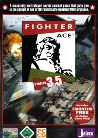 Fighter Ace 3.5 Online - Review By Jeremy Vancleave