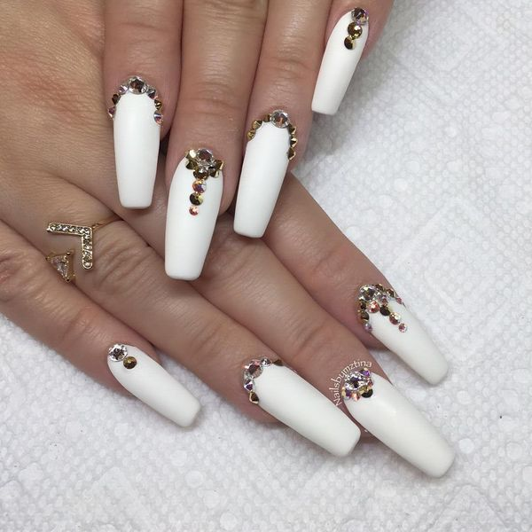 Who Doesn T Want To Have Neat And Attractive Nails Which Will Not Spoil The Whole Image But Complement It Every Modern Person Knows That An Ideal