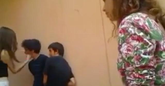 Vídeo do jovem vítima de bullying na Figueira da Foz