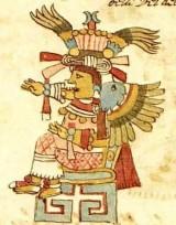 Goddess Tonacacihuatl Image