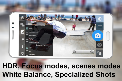 DSLR Zoom Camera 2.9 screenshots 2