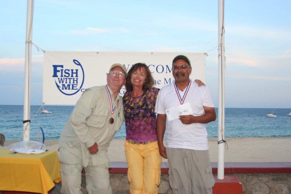 Top Fishing Team for November 2012
