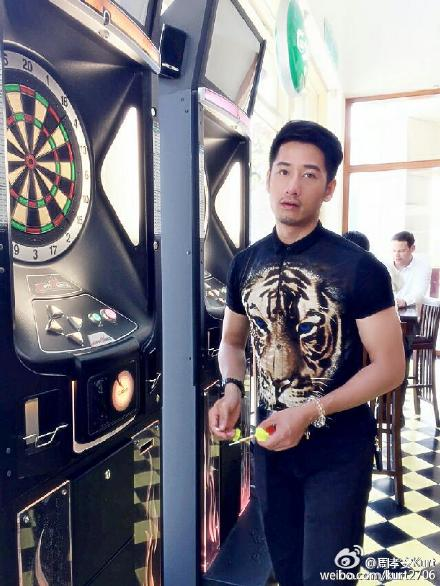 Kurt Chou China Actor