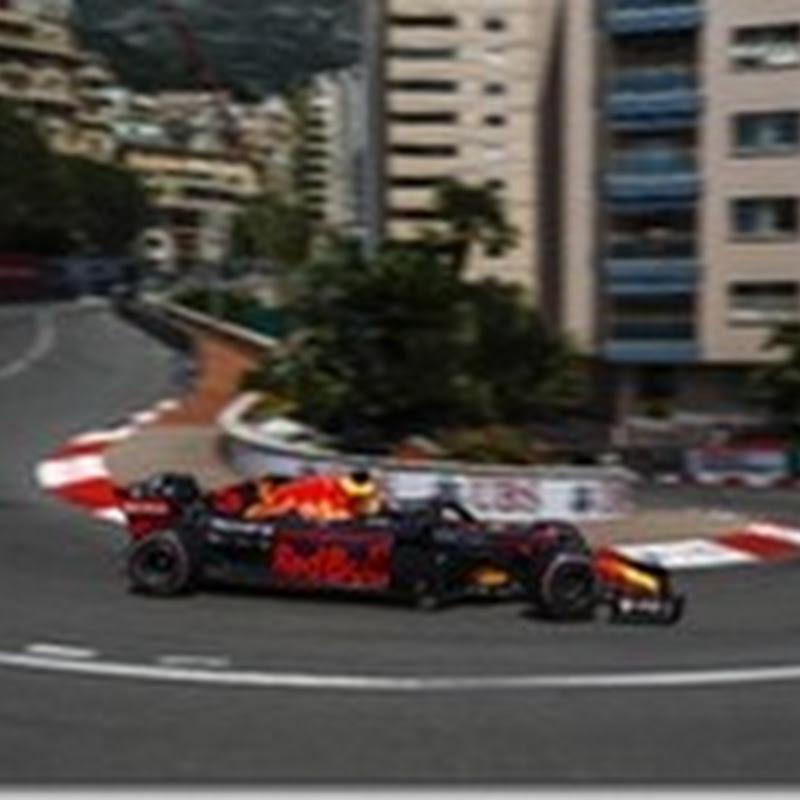 GP di Monaco: Ricciardo in pole