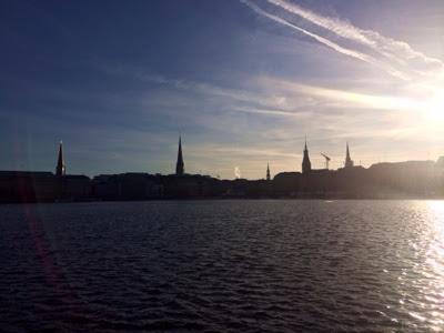 Hamburg - An der Alster