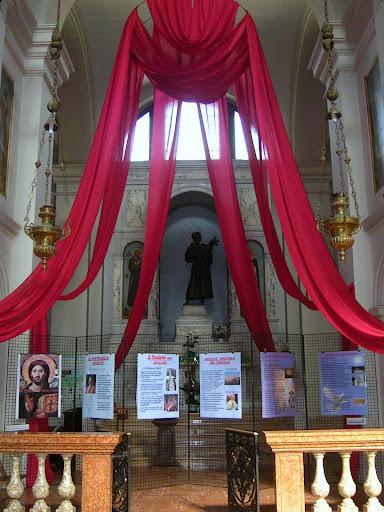 Cappella della Parola - Cappella del Concilio