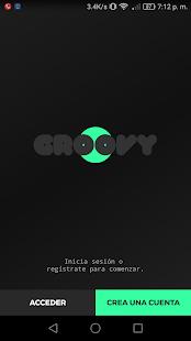 Groovy - náhled