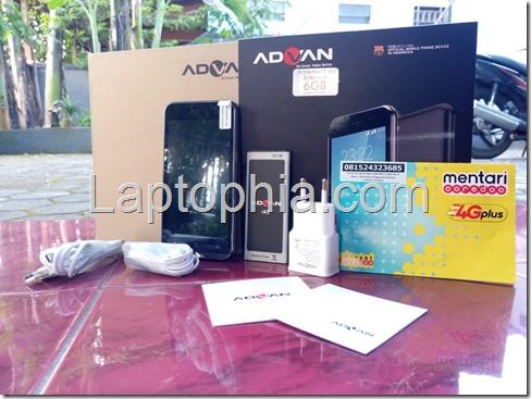 Paket Pembelian Advan i45