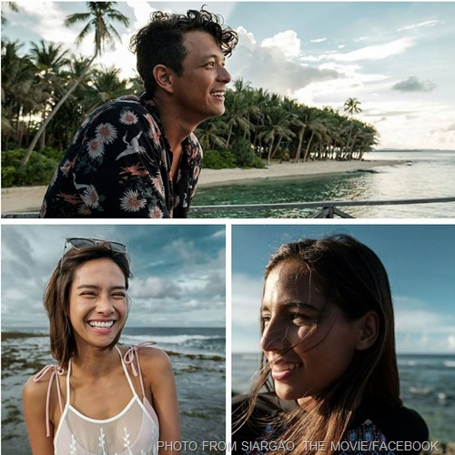 Jericho Rosales, Erich Gonzales, Jasmine Curtis-Smith - Siargao