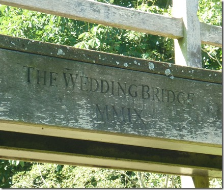 5 wedding bridge words