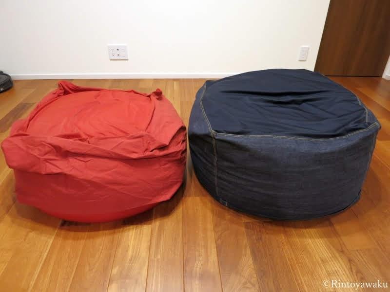 無印良品-からだにフィットするソファの比較写真-6