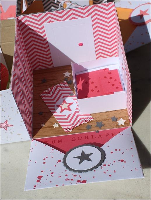 Baby Explosion Box vierfach Kinderzimmer Kinderwagen Garten Girl 08