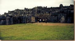 Peru Inca Ruins