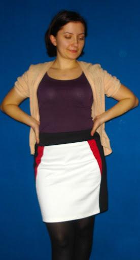Provocarea nr 13 - croitorie - Fusta in 2+ culori - Pagina 2 DSC05209