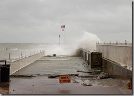 Sept 9 dock