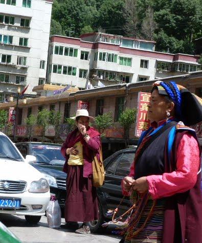 CHINE SICHUAN.KANDING , MO XI, et retour à KANDING fête du PCC - 1sichuan%2B1479.JPG