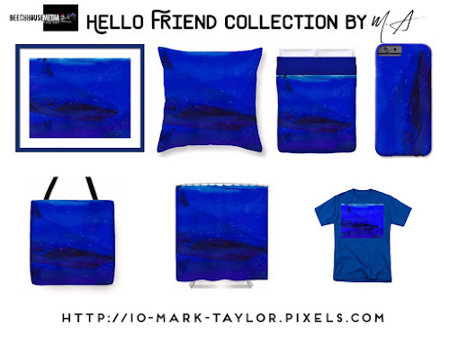 Hello Friend Art Collection by M.A