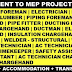 Qatar MEP Walk-in | Recruitment to Construction Project