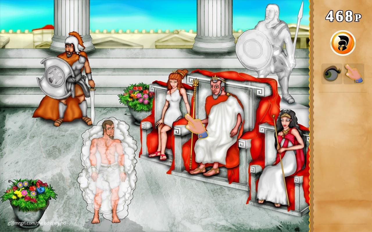 Gamrgrl Reviews Pc Games Walkthrough The Odyssey Hd