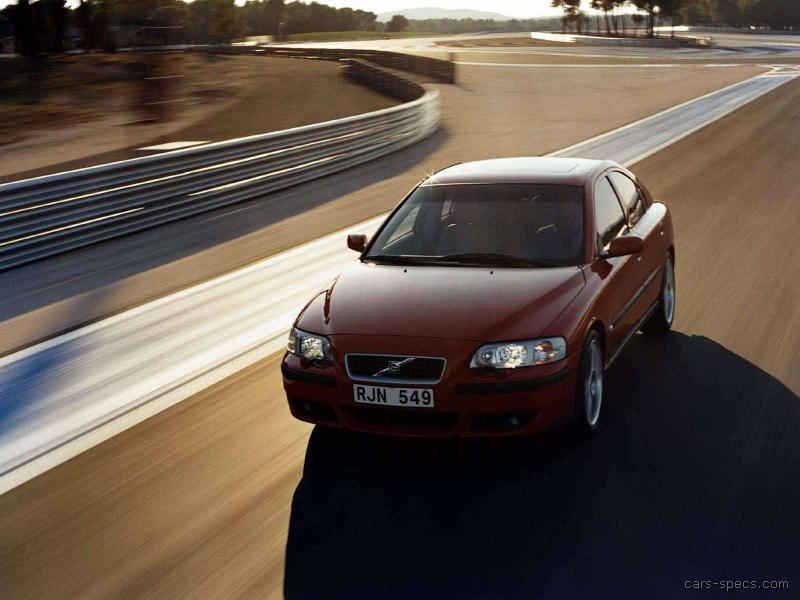 2007 Volvo S60 R Specifications Pictures Prices