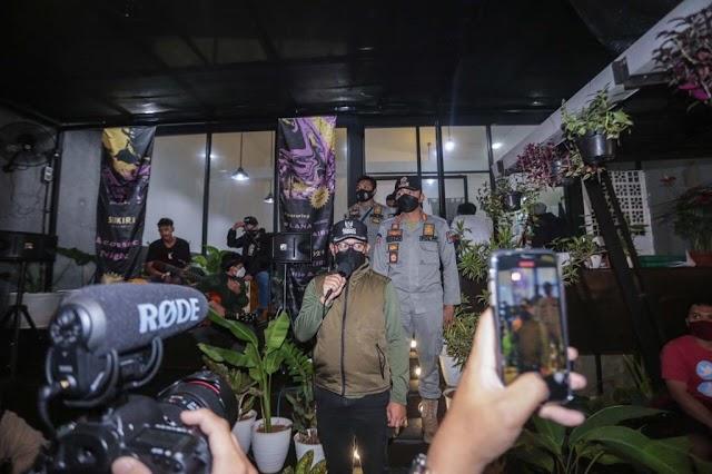 Satgas Covid-19 Kota Bogor Kembali Sanksi Kafe dan Tempat Hiburan Malam