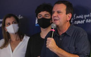 Eduardo Paes diz que 'Rio está livre do pior governo da história'