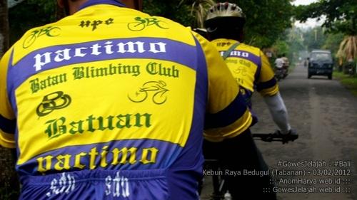 Jersey Batan Blimbing Club, Gianyar - Bali