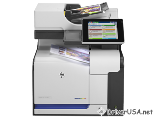 download driver HP LaserJet Enterprise 500 color MFP M575dn