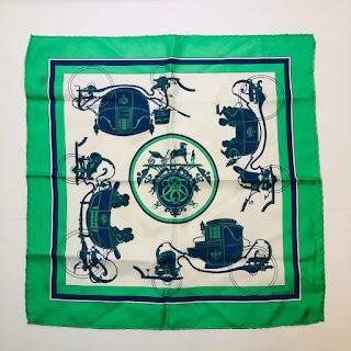Hermès Handkerchief