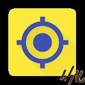 GPS information icon