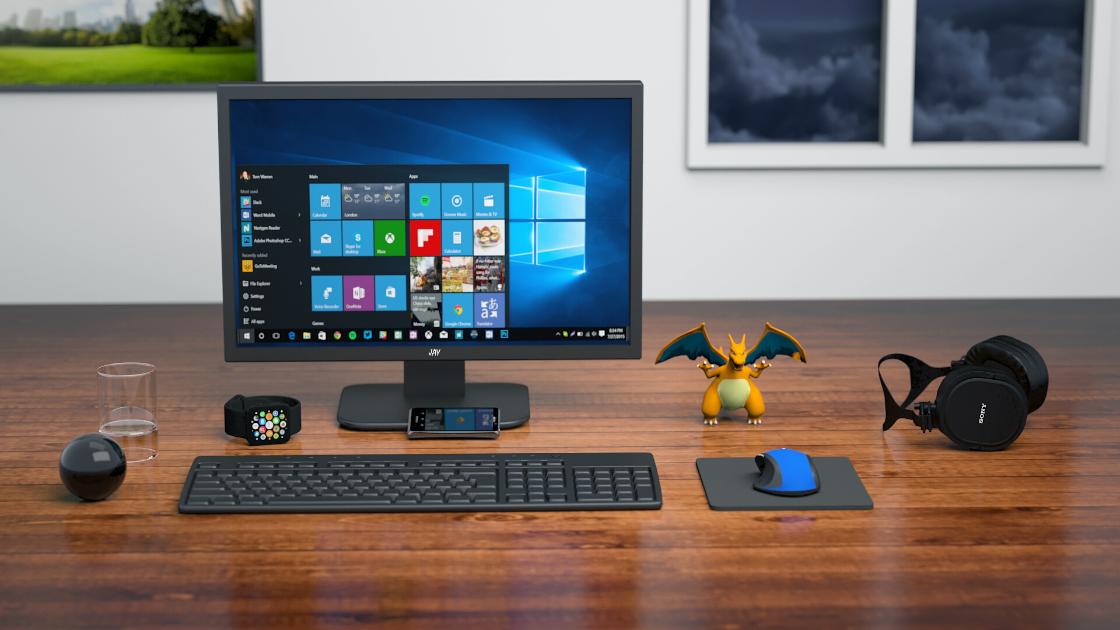 What is desktop