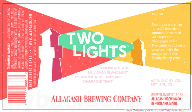 Allagash Two Lights Returning In New 12oz Bottles